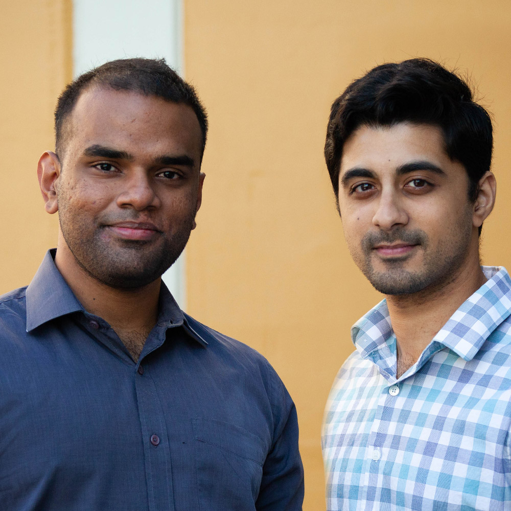 Ryan Pandya & Perumal Gandhi