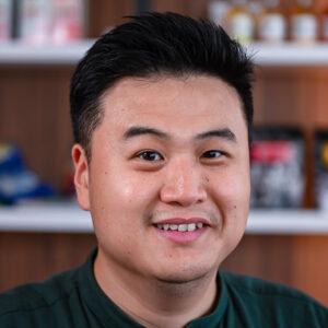 Dr Matthew Zhao